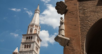 Modena city tour - walking tour