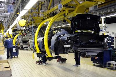 Maserati factory & showroom tour