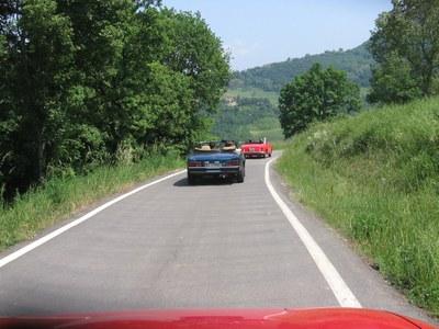 Taste and drive: enjoy a tour on a classic car