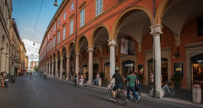 Shopping in Modena