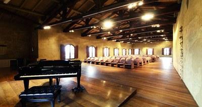 Sala delle Vedute at Palazzo dei Pio