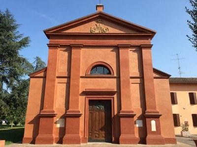 St. Maria of the Snow Parish Church