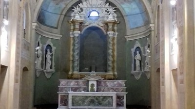 San Nicola di Bari Church in Bomporto