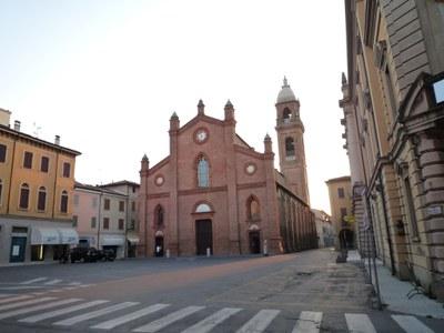 Santa Maria Maggiore church - Duomo in Mirandola