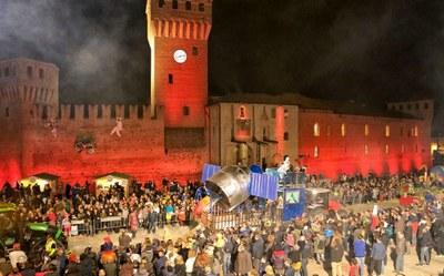 Carnival in Formigine