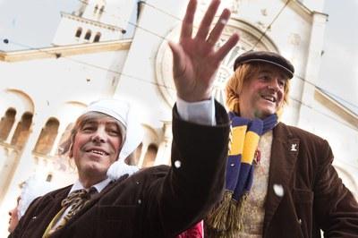 Carnival in Modena