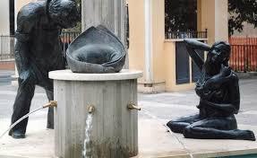 Monument to the tortellino