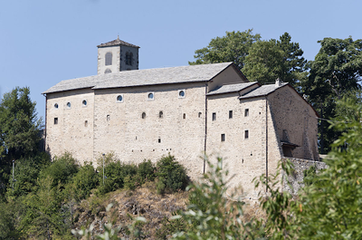 Roccapelago's Castle