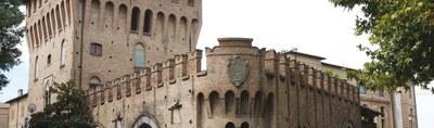 Mirandola castle - Castello dei Pico