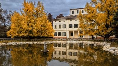 Villa Gandini (former villa Aggazzotti)