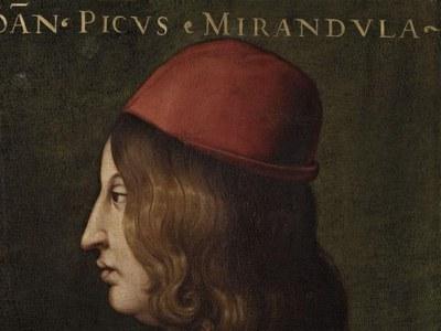 Giovanni Pico della Mirandola, philosopher and humanist (1463-1494)