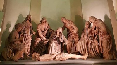 Guido Mazzoni, sculptor (1450-1518)