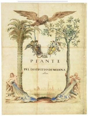 Archivio storico di Modena (Historical archives of Modena)