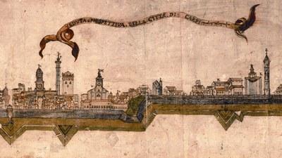Archivio storico (Municipal Historical Archive of Carpi)