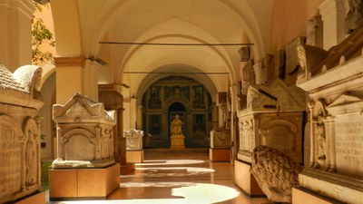 Museo Lapidario Estense (Estense Lapidary Museum)