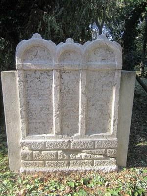Jewish cemetery in Finale Emilia