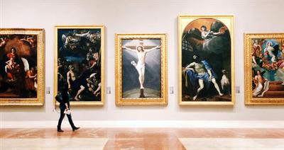 The Gallerie Estensi
