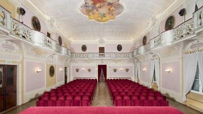 Collegio San Carlo's Theater