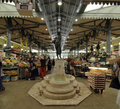 Mercato albinelli in modena