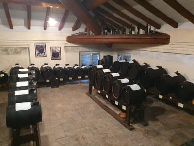Museo del Balsamico Tradizionale in spilamberto (Traditional balsamic vinegar museum)
