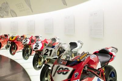 Ducati museum and plant - Borgo Panigale Bologna