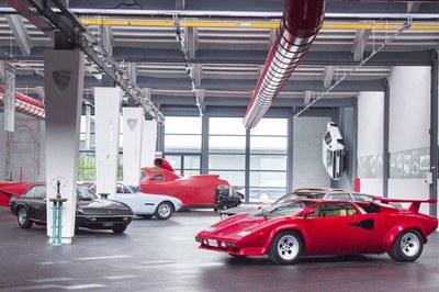 Ferruccio Lamborghini Museum - Funo di Argelato (Bo)