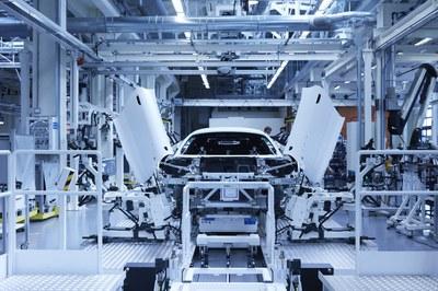 Maserati Factory and Showroom