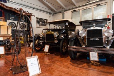 Museo dell'automobile - San Martino in Rio (RE)