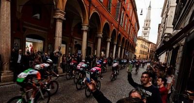Modena a sporty city