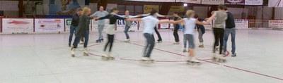Palaroller roller skating rink