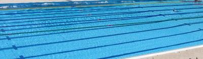 Green Club swimming pool