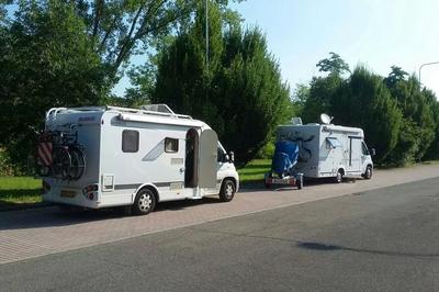 Castelnuovo Rangone camper park
