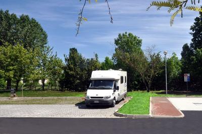 Fiorano Modenese camper park