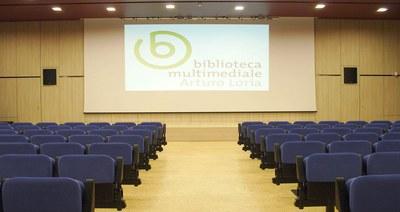 Auditorium - Biblioteca Arturo Loria