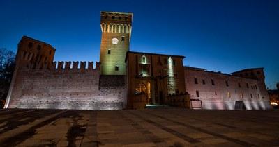 Sala Conferenze presso il Castello di Formigine