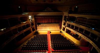 Sala congressi presso  Teatro Storchi