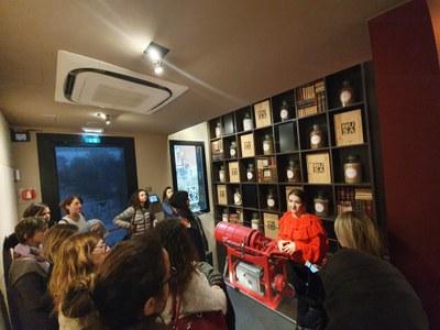 Visita guidata al MuSa - Museo della Salumeria Villani -GIFT CARD