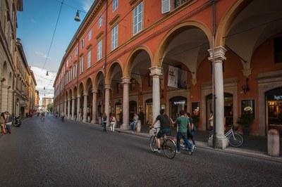 Shopping a Modena