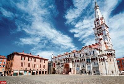 Emilia-Romagna: Tal der Tempel. Su Non.at