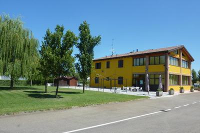 Modena area sosta camper- Camper club Mutina