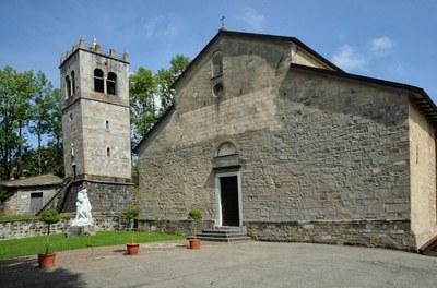 Chiesa di Santa Maria e San Claudio - frassinoro