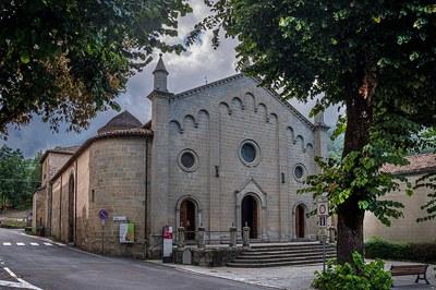 La pieve romanica di San Silvestro - Fanano