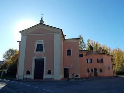 Santuario della Sassola a Campogalliano