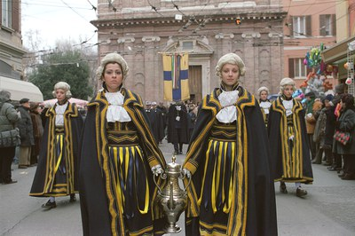 Festa del patrono di Modena: San Geminiano