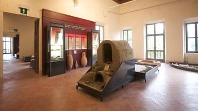 Museo della ceramica nel castello di Spezzano