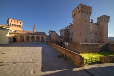 La Rocca, castello di Vignola