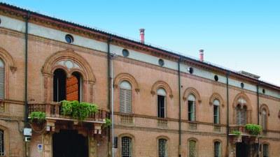 Palazzo Foresti a Carpi