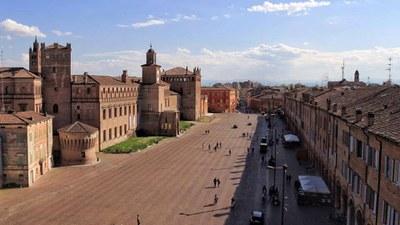 Palazzo Pio detto Castello a Carpi
