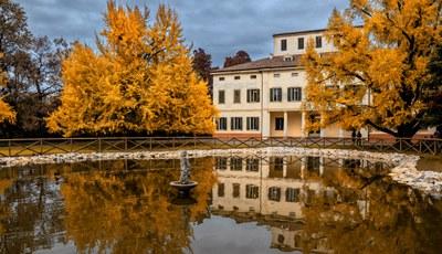 Villa Gandini (ex villa Aggazzotti) a Formigine