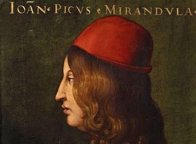 Giovanni Pico della Mirandola, filosofo e letterato (1463-1494)